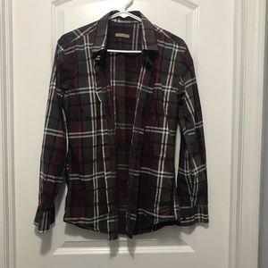 Burberry long sleeve shirt women